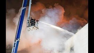 Почему в ТРК «Зимняя вишня» не сработала противопожарная система