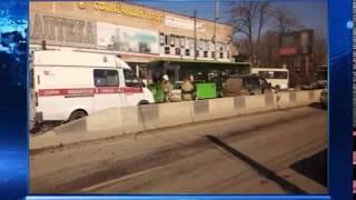Крупная авария в Ростове на Стачки-Международная: подробности