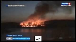 Как предотвратить в Астраханской области ландшафтные пожары?