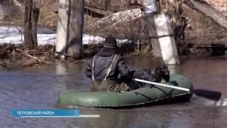 Глава регионального МЧС: «Стоя по колено в воде масштабы паводка не увидишь»