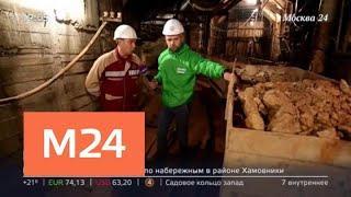 """""""Москва сегодня"""": В столице планируют построить 200 км новых линий метро - Москва 24"""