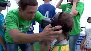 В Саратове прошёл большой футбольный фестиваль