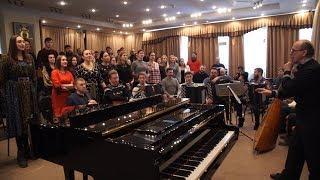 Анонс документального фильма «Виктор Захарченко. Пусть мчится моя жизнь»