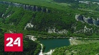 Курортный сезон открыт: в Крыму туристов ждет рекордное тепло - Россия 24