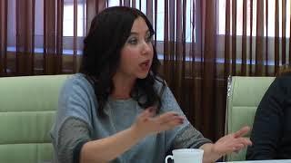 Встречу с представительницами областного Союза женщин провел губернатор ЕАО(РИА Биробиджан)