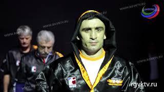 Президентом Федерации бокса Дагестана стал Альберт Селимов
