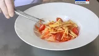 Костромич Егор Гогин во второй раз стал лучшим поваром России