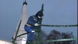 В Ярославле начали устанавливать главную елку города