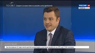 Интервью. Евгений Павлов, депутат Законодательной думы Томской области