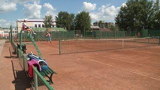 В Саранске прошло открытое первенство Мордовии по теннису среди ветеранов