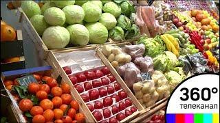 Овощи из Турции возвращаются на российские прилавки