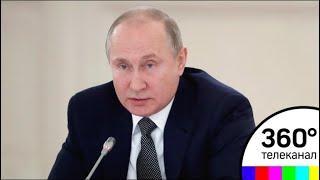 Путин уличил госструктуры в вытеснении малого бизнеса