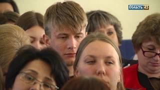 Врио губернатора Курганской области Вадим Шумков мог стать учителем