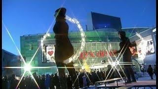 В Ханты-Мансийске официально зажгли 16-й «Дух огня»