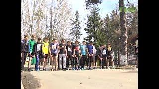 Специальный репортаж. Легкоатлетическая эстафета Самары ко Дню Победы