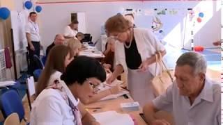 Знаменитые самарцы проголосовали на выборах 9 сентября