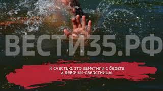 2 школьницы спасли утопающего мальчика в Вытегорском районе