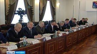 Заседание Совета территории Магаданской области посвятили авиабилетам и отопительному сезону