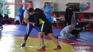 Участники ЧЕ по спортивной борьбе разместились в санатории Каспий