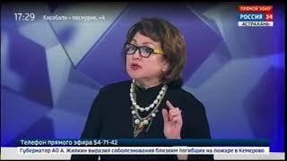 Интервью с натариусов Анной Кочаровой