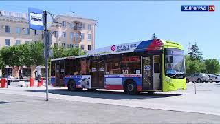 Транспортная схема в Волгограде сработала на отлично в день матча ЧМ-2018