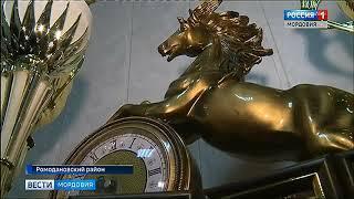 Всероссиский приз Дерби выиграл рысак мордовского конезаводчика Виталия Чалова