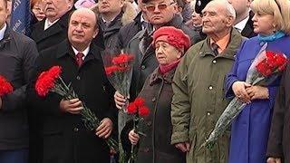 Память погибших при освобождении Краснодара бойцов почтили в Чистяковской роще
