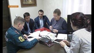 Сотрудники МЧС рассказали ставропольским предпринимателям о пожарной безопасности
