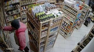 кража в саратовском магазине