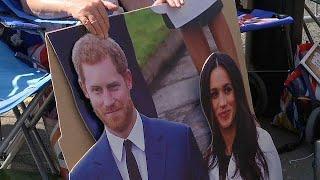 Роялисты съезжаются на свадьбу принца Гарри