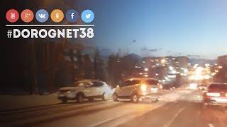 ДТП ТК Приморский [26.11.2018] Усть-Илимск