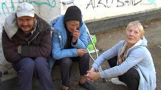 02.11.18 «Горячая линия». Бомжи в Краснодаре
