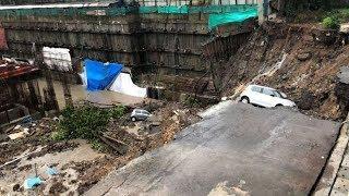 Wadala Lloyd's incident | Mumbai rain |