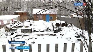 МЧС бьёт тревогу: новосибирцы стали чаще гибнуть на пожарах