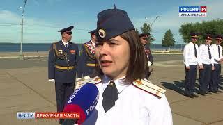 15 новобранцев пополнили ряды сотрудников регионального УФСИН