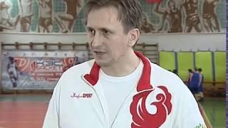 Известный российский баскетболист Никита Моргунов наградит спортсменов клуба «Буревестник»