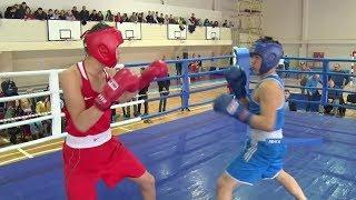 Юные боксеры выявили сильнейших в Ленском районе Якутии