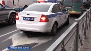 На Советском проспекте в ДТП пострадал ребёнок