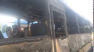 В Ярославской области произошло два пожара