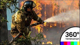В Амурской области объявлен режим ЧС
