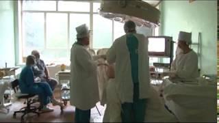 Первая операция на новом оборудовании