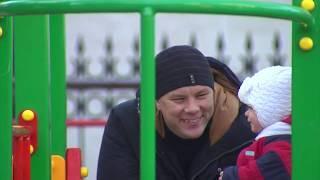 Благоустройство двора по улице Чапаева провели по инициативе жильцов