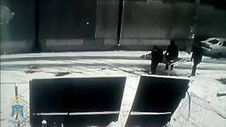 Вор в Ессентуках украл створку металлических ворот