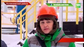 Женское это дело - нефть добывать: оператор Рамиля Петрова 30 лет добывает чёрное золото - ТНВ