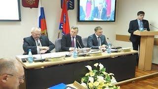 Прожиточный минимум для колымских пенсионеров и другие вопросы заседания облдумы