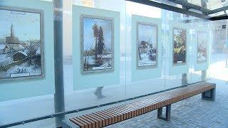 Остановки в Волгограде: где-то картины, где-то руины