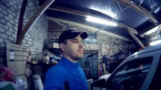 #PDR - ремонт крыши после дтп с геометрией