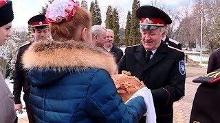 Атаман Кубанского казачьего войска посетил школу в станице Новоплатнировской