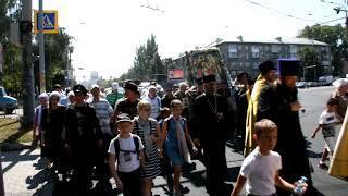 Крестный ход  в Воронеже