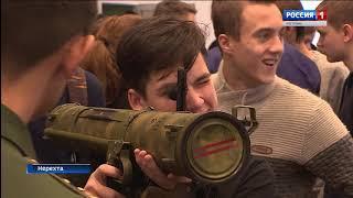 """Я б в военные пошёл... Нерехтским школьникам рассказали о том, """"каково Родину защищать"""""""